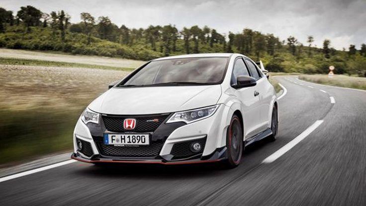 Honda แย้ม Civic Type R ยังแรงกว่านี้ได้อีก