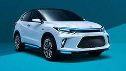 Honda เผยโฉมรถต้นแบบ Everus EV พลังงานไฟฟ้า