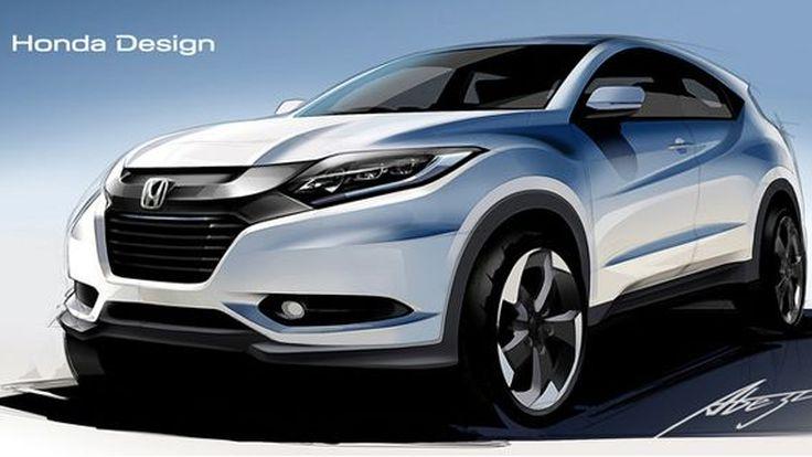 เปิดเบื้องหลังการออกแบบ Honda HR-V ลุยตลาดสหรัฐอเมริกา