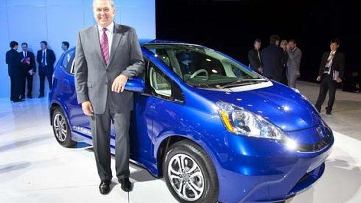 เปิดตัว Honda Fit/Jazz EV รุ่น production ก่อนผลิตเพื่อให้เช่าเพียง 1,100 คันเท่านั้น