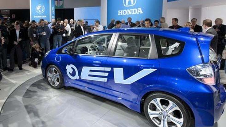 Honda Fit EV รถพลังงานไฟฟ้าที่ประหยัดเงินในกระเป๋าคุณ มากที่สุดเวลานี้