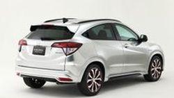Honda จัดเต็ม Fit – Vezel แต่งสะดุดตาออกโชว์ตัวที่โตเกียว ออโต้ ซาลอน