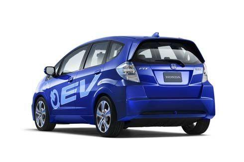 Honda Fit/Jazz EV Concept แฮทช์แบ็คเล็กไฟฟ้าแนวคิด เตรียมเปิดตัวที่ LA Auto Show