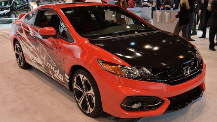 หลุดจากเกม! Honda โชว์ Forza Civic Si Forza Motorsport