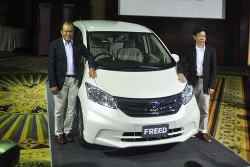ราคา Honda Freed 2012-2013 ฮอนด้าฟรีด โฉมใหม่ เริ่มต้นที่ 839,000 บาท
