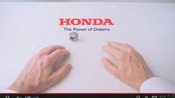 """Honda """"Hands"""" คลิปโชว์นวัตกรรมแบบเหนือ ๆ ของฮอนด้า"""