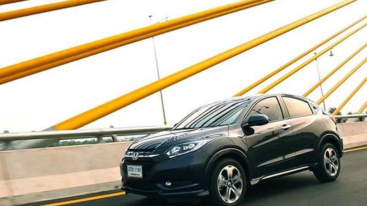 วีดีโอลองขับ Honda HR-V พิสูจน์คุณภาพรถครอสโอเวอร์สปอร์ตพรีเมียม