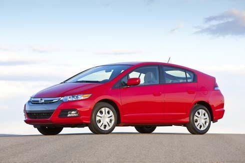 ใหม่ Honda Insight ไมเนอร์เชนจ์ปี 2012 เริ่มขายแล้วที่อเมริกา มีอะไรใหม่ไปดูกัน