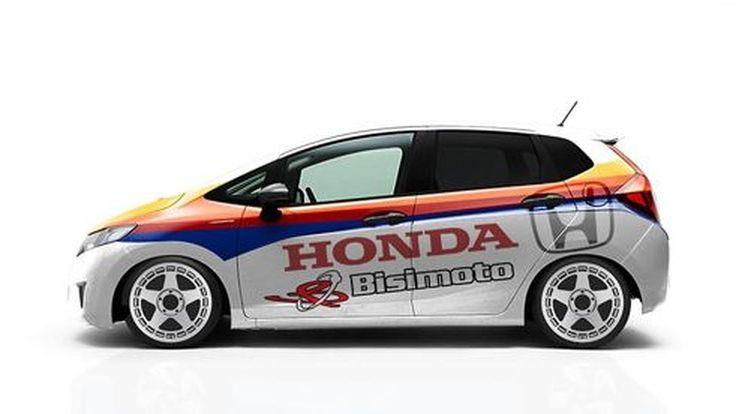 ชอบรุ่นไหน? Honda แต่ง Jazz จัดเต็ม 6 รุ่นออกโชว์ตัวที่งาน SEMA