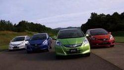 Honda Fit/Jazz Hybrid ยอดทะลุ 1 หมื่นคัน + เผยโฉมรุ่นไมเนอร์เชนจ์ปี 2011 เวอร์ชั่นญี่ปุ่น