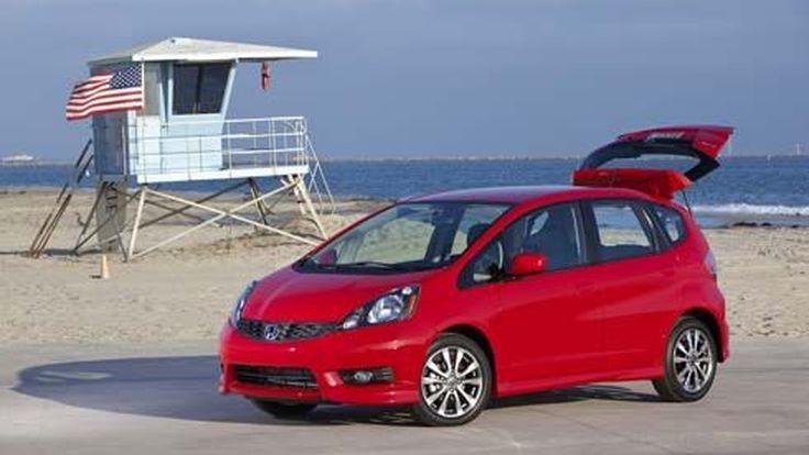 เผยโฉม Honda Jazz/Fit รุ่นปี 2012 ปรับเล็กพอเป็นพิธี Fit Sport แต่งหน้ามากขึ้น