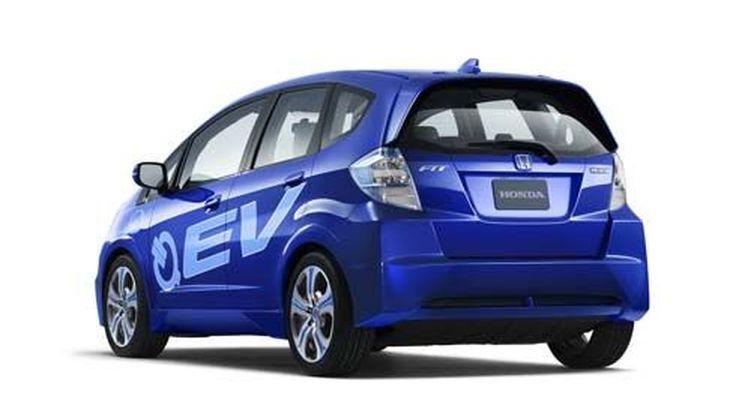 เอาบ้าง! Honda Jazz/Fit EV รถไฟฟ้าให้เช่าในอเมริกา ที่ 389 เหรียญฯ/เดือน