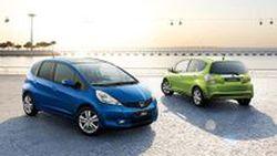 Honda เผยโฉม Jazz Facelift และ Jazz Hybrid เวอร์ชั่นยุโรป พร้อมรูปสวยกว่า 80 ภาพ