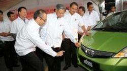 Honda Malaysia เตรียมเดินสายการผลิต Jazz Hybrid ปลายปีนี้