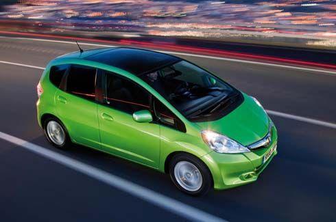 ยืนยันเกิดแน่! Honda Jazz Hybrid 2012 เวอร์ชั่นไทยแลนด์ พบกันได้กลางปีนี้
