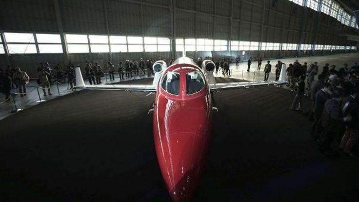 Honda เปิดตัวเครื่องบินเจ็ตส่วนตัวครั้งแรกในญี่ปุ่น