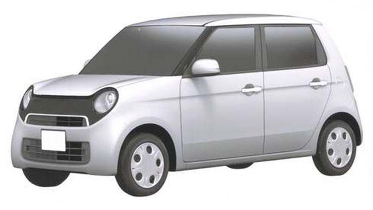 Honda Kei Car รุ่นใหม่ล่าสุด เผยโฉมผ่านภาพหลุด ประกอบการยื่นจดสิทธิบัตร