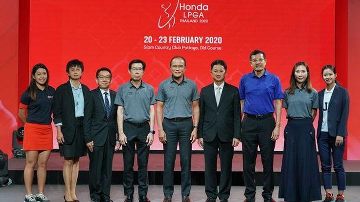 ฮอนด้า แจกรถยนต์โฮลอินวัน 2 หลุมในศึก LPGA Thailand 2020