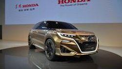 Honda เตรียมโชว์ว่าที่ SUV Midsize รุ่นใหม่อย่าง Concept D ภายในงาน Beijing Motor Show 2016