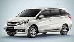 Honda Mobilio จ่อเปิดตัวลุยตลาดเอ็มพีวีเมืองไทย 12 กันยายนนี้