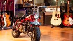 2.5 ล้านบาท กับราคาประมูล Honda Monkey Bike ของ John Lennon