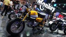 [BIMS2018] เปิดตัว Honda Monkey125 น้องเล็กตัวจี๊ด เคาะราคาขาย 99,000 บาท