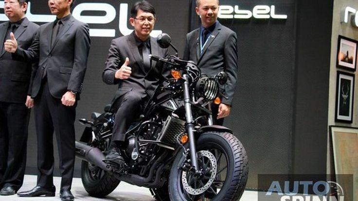 Honda วางเป้า 1.35 ล้านคันหลังตลาดจักรยานยนต์ครึ่งปีหลังกลับมาบวก