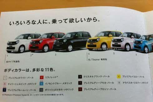 ภาพหลุดชุดแรกจากโบรชัวร์ Honda N-One ลุยตลาดญี่ปุ่นโดยเฉพาะ