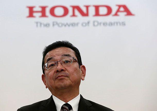"[Man in Focus] ทาคาฮิโระ ฮาชิโกะ ""Honda ต้องผ่านการปฏิรูปขนานใหญ่"""