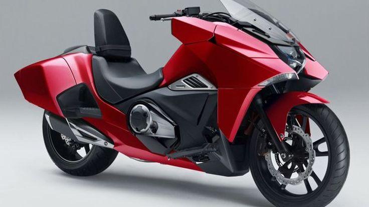 Honda NM4 ปรับลุคเล็กน้อยเพิ่มสีสไตล์รถยนต์ตามสั่งและท่อไอเสียที่สปอร์ตขึ้น