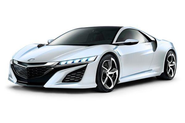 """Honda ยืนยันใช้ขุมพลัง """"V6 VTEC ทวินเทอร์โบ"""" สำหรับ 2015 Acura NSX"""