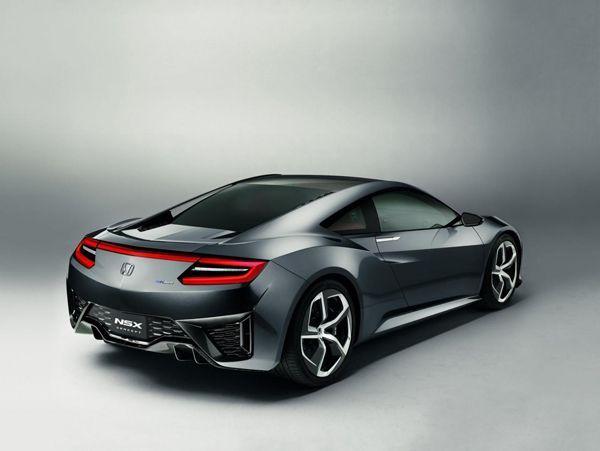 สุดฮ็อต Honda NSX ซูเปอร์คาร์ไฮบริดมียอดจองล่วงหน้ากว่า 20 รายแล้ว แม้เปิดตัวในอีก 3 ปี