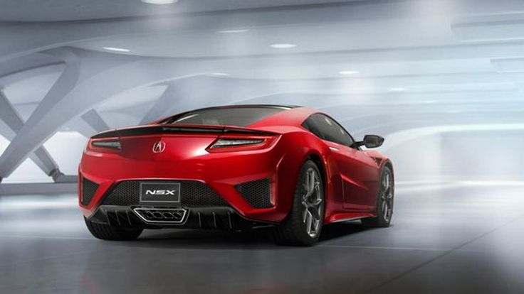 โอ้โห! Honda NSX อาจมีเวอร์ชั่นสมรรถนะสูงประทับโลโก้ Type R!