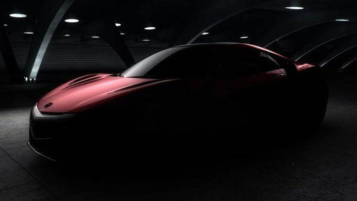 ชมภาพแรก! Honda NSX รุ่นโปรดักชั่น นับถอยหลังเปิดตัวเดือนมกราคม