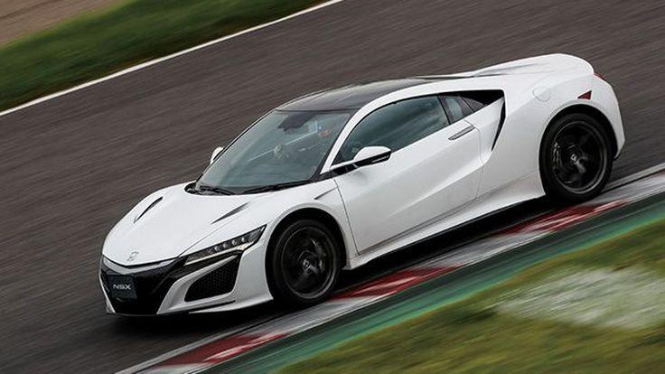 เปิดราคา Honda NSX ในญี่ปุ่น แพงกว่าสเปกอเมริกาเกือบ 50%!