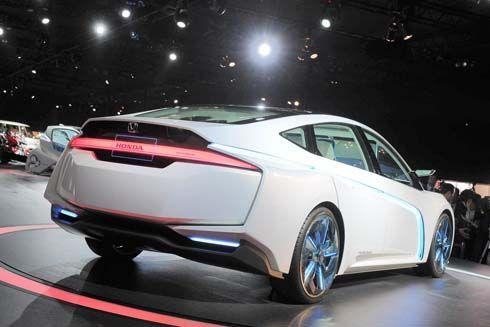 Honda ประกาศตั้งเป้ายอดขายรถยนต์รวมทั่วโลกกว่า 6 ล้านคันภายในปี 2017