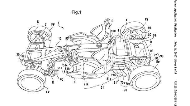 Honda จดสิทธิบัตร Project 2&4 Concept ฤาเราอาจได้เห็นรุ่นโปรดักชั่น?