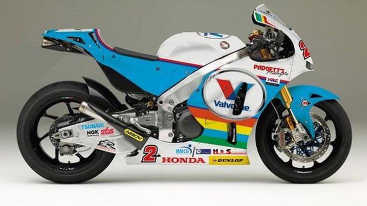 นักแข่งชาวนิวซีแลนด์จับ Honda RC213V-S ลงหวด Isle of Man TT
