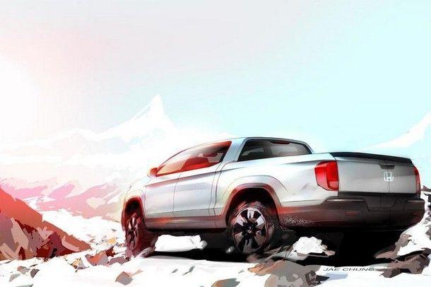 ฮอนด้า เตรียมเปิดตัวรถกระบะรุ่นใหม่ พร้อมลุยการแข่งขันการขับขี่ทางทะเลทราย ภายในงาน เซม่า