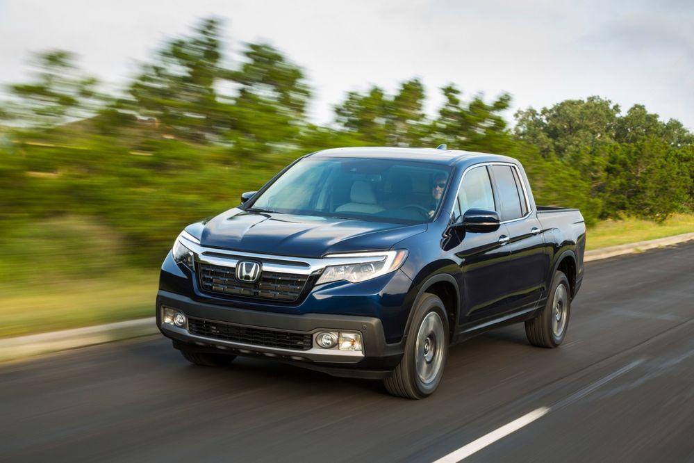 Honda Ridgeline รุ่นใหม่ เปิดตัวพร้อมขายแล้วใน สหรัฐอเมริกา กับค่าตัวเริ่มต้น 29,990 เหรียญ หรือราวๆ 9.3 แสนบาท