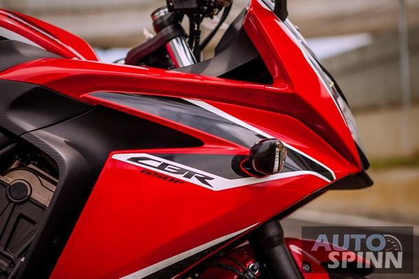 Honda Riding Assist นวัตกรรมจักรยานยนต์ทรงตัวเองและเคลื่อนที่ตามได้เอง