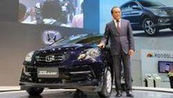 Honda ยอดจองรถแซง Toyota ในงาน Thailand International Motor Expo 2012