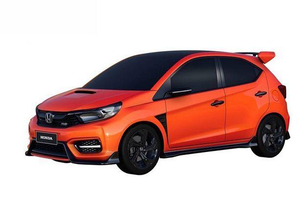 พาชม Honda Small RS Concept รถต้นแบบไซส์จิ๋วแต่เต็มความสปอร์ต