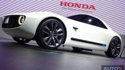 [Tokyo2017] ยลรอบคัน Honda Sports EV Concept ยนตกรรมไฟฟ้าที่มาพร้อม AI