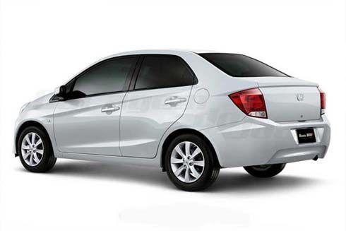 เตรียมเปิดตัว Honda Brio Sedan ฮอนด้าบริโอ ซีดาน? รับคืนเงินภาษีรถคันแรกเป็น 6 รุ่น