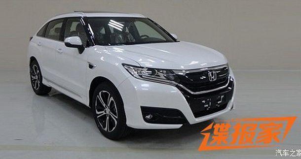 ชมหน้าตา Honda UR-V รถอเนกประสงค์รุ่นใหม่สำหรับตลาดจีน