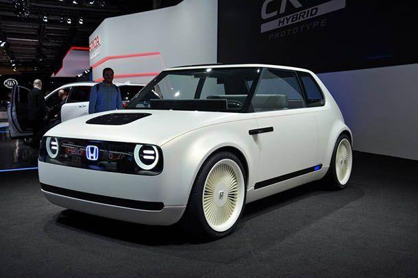Honda ยืนยันจะขึ้นสายการผลิต Urban EV พร้อมเปิดรับจองในปีหน้า