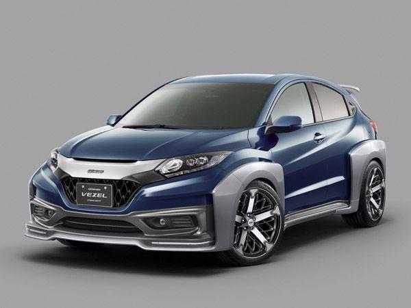 หวือหวา! Mugen ปล่อยอีกหนึ่งชุดแต่ง Honda Vezel Concept