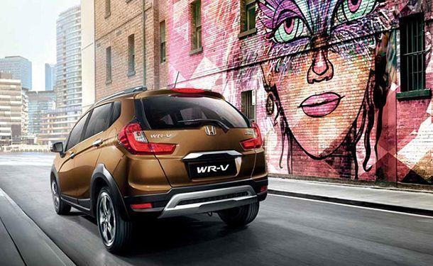 Honda เปิดตัว WR-V หรือ Jazz ในมาดครอสโอเวอร์ลุยตลาดอินเดีย