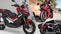 Honda BigBike เตรียมจัดชุดใหญ่พร้อมส่ง X-ADV ลุย Motot Show2017